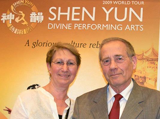 Musiker beeindruckt von der friedvollen Botschaft Shen Yuns