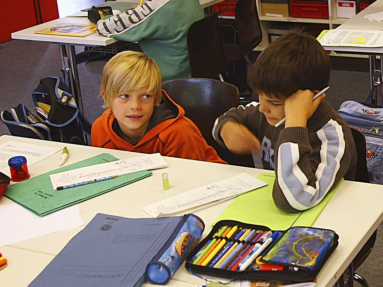 Grundschulen bereiten Primarschule vor