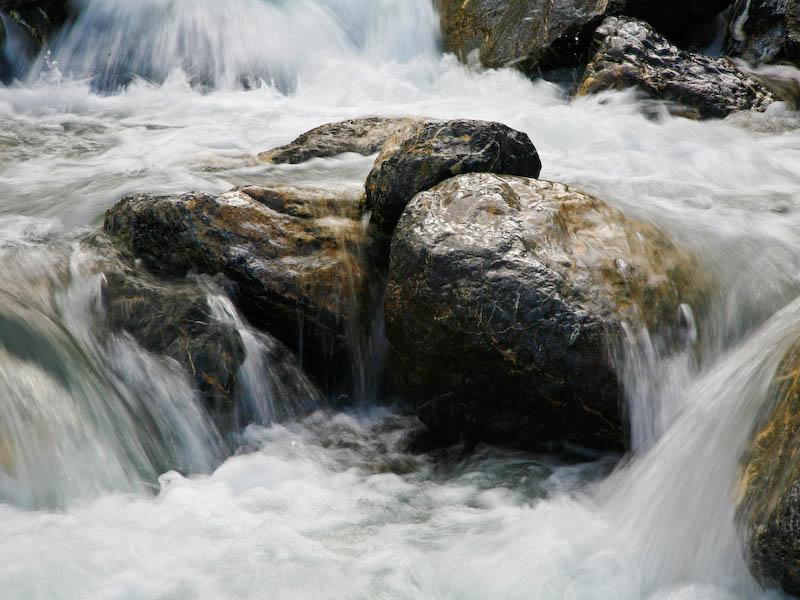 Lebensenergie im Fluss