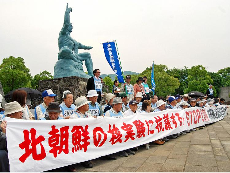 Grund für Nordkoreas Atomtest: Chinas 4. Juni