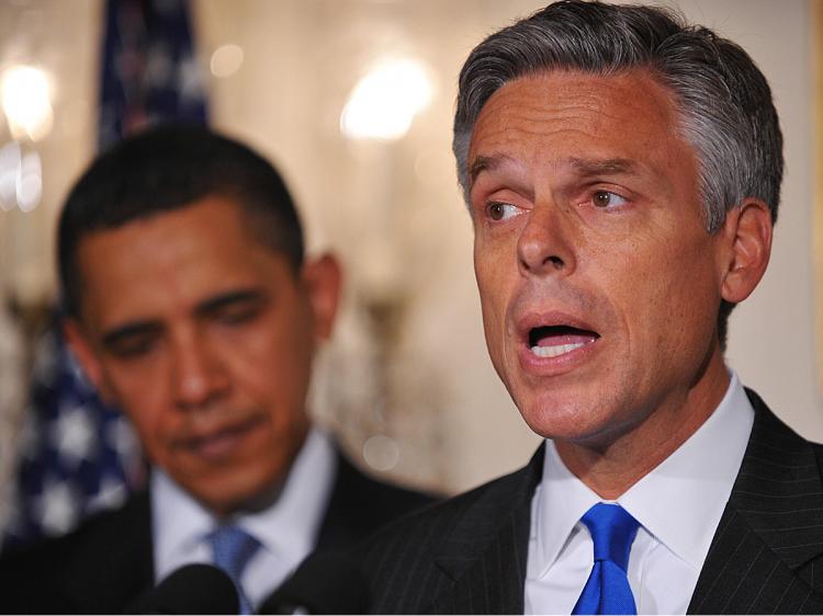 Präsident Obama ernennt neuen amerikanischen Botschafter in China