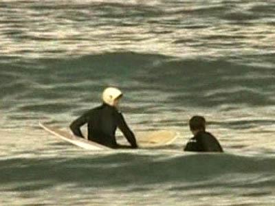 Australian Surfer Survives Shark Attack