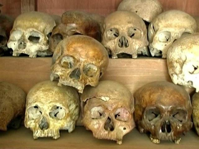 Kambodscha: Khmer Rouge Survivor Recalls 'Hellish' Ordeal