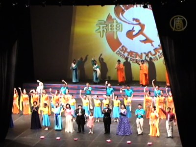 Shen Yun Brings New Sensations to Buenos Aires
