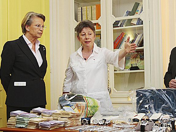 """""""Weltbeste Räuber"""" in Paris festgenommen"""