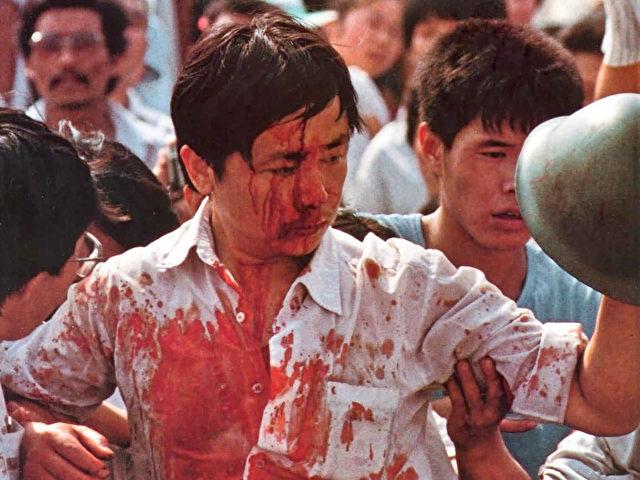 """""""Herunterspielen"""" wollten die KP-Machthaber das Ereignis Tiananmen nur zu gern - bis heute. (64memo.com)"""