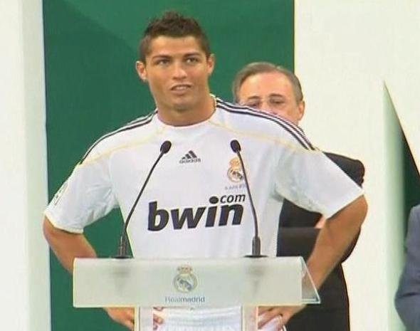 Christiano Ronaldo: World's Most Expensive Soccer Player