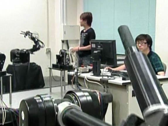 Japanese Baseball Robots
