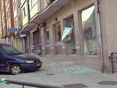 Spain: Bomb Targets Police