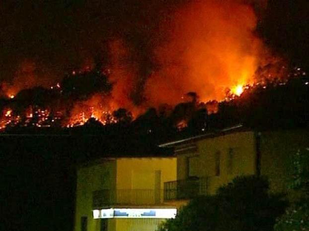 Western Spain: Deadly Fires