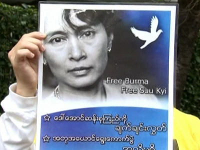 Burma: Call for Suu Kyi's Release Echoes Across Asia