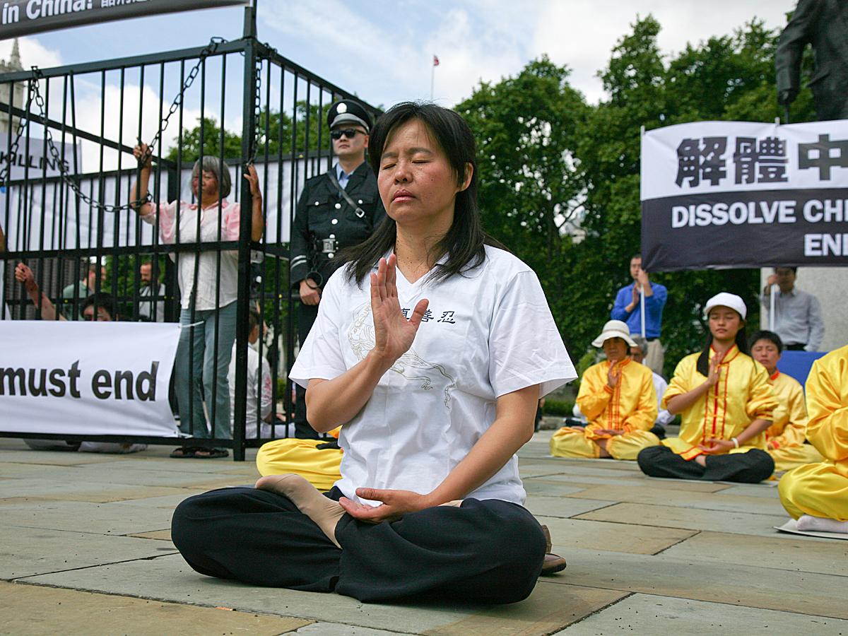 Ein Jahrzehnt des Terrors für Falun Gong in China