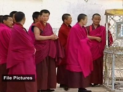 China/Tibet: Eight Tibetans Sentenced after March Protests