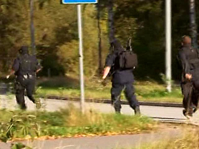 Helicopter Used In Swedish Robbery
