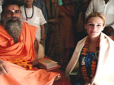 Actress Julia Roberts Shooting Film in India