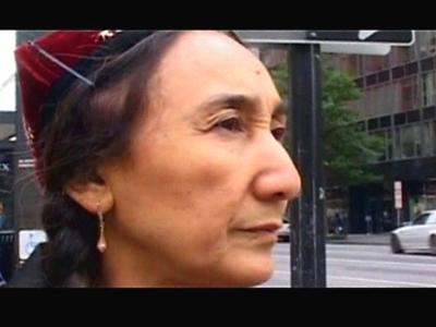 Taiwan Blocks Visit by Uighur Leader Rebiya Kadeer