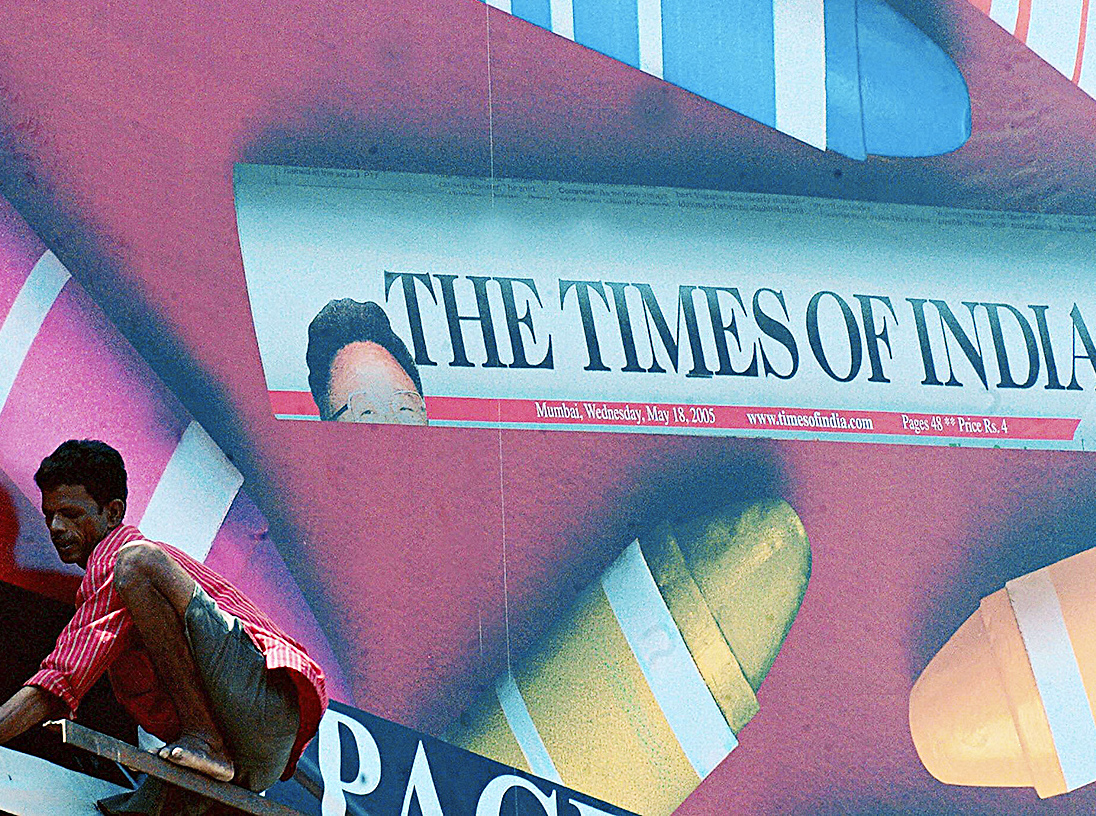 Indiens Medien- und Unterhaltungsindustrie wird erwachsen