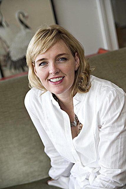 Sarah Beatty, Gründerin von Green Depot. (Zur Verfügung gestellt von Sarah Beatty)