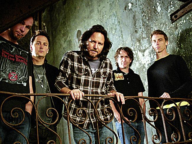 Pearl Jam: Leichter und optimistischer