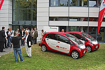 Das erste Elektroauto in Großserie ist da