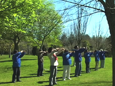 Falun Gong Refugees Find Comfort in New Zealand