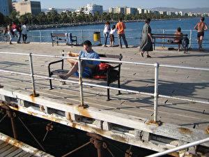 Limassol im griechischen Inselsüden, Republik Zypern. (Thilo Gehrke)