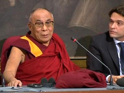 Dalai Lama Urges China to Save Tibet's Glaciers