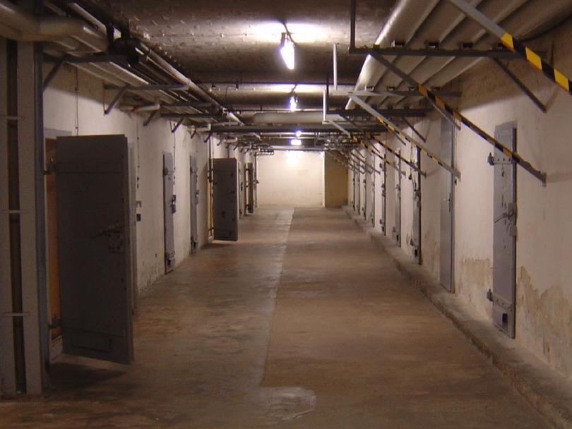 Was noch verschwand: Der Stasi-Knast