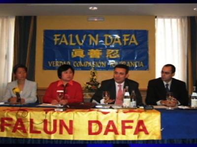 Buenos Aires: Plaintiff Discusses Landmark Case Against Chinese Officials