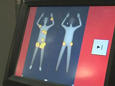 Netherlands Announces New Airport Body Scanners