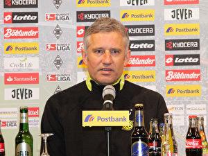 Andreas Bergmann, Trainer von Hannover 96.
