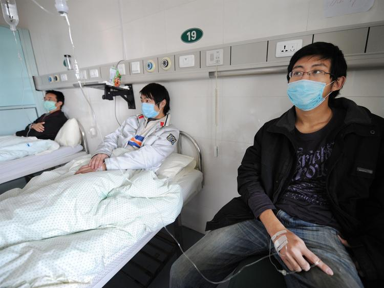 China: Arzt berichtet über mehrere Todesfälle pro Tag im Krankenhaus