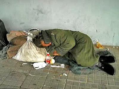 Warm Hearts Help Beijing Petitioners Survive a Harsh Winter
