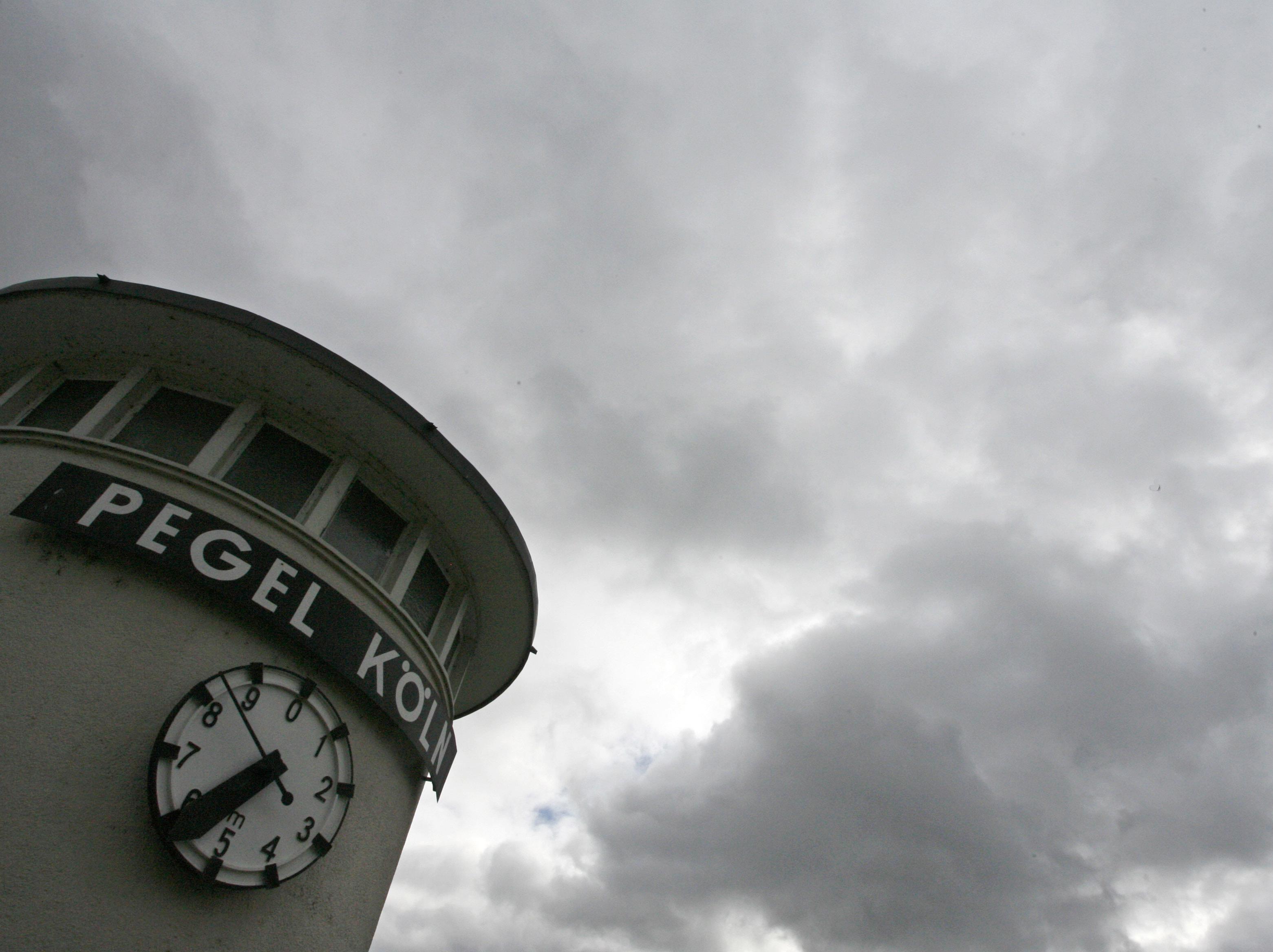 Pegel Köln