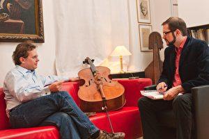 Orfeo Mandozzi im Gespräch mit Florian Godovits.