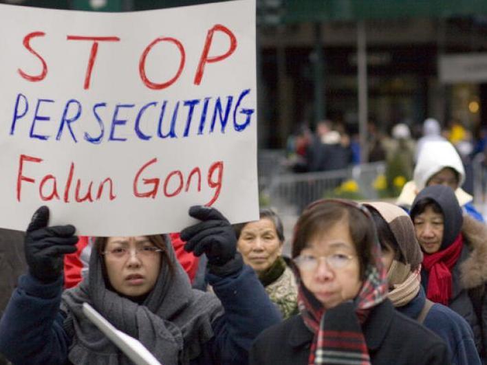 Googles Weggang wirft ein Licht auf Chinas strengstens blockiertes Internetthema: Falun Gong
