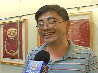 Taipei: University Professor Feels the Rich Chinese Culture in Shen Yun