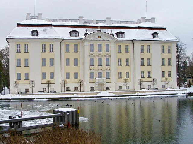 Schloss Köpenick in Berlin. Foto: Ingrid Wittig/The Epoch Times / Ein Klick auf das Foto vergößert die Ansicht