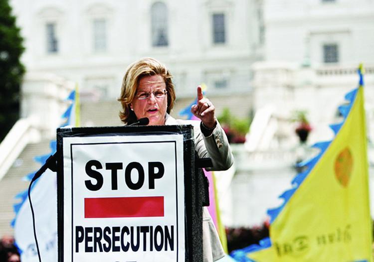 US-Repräsentantenhaus fordert Beendigung der Verfolgung von Falun Gong
