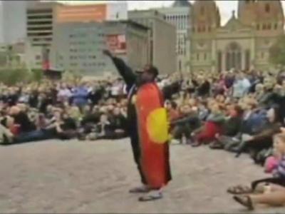 Ureinwohner Australiens fordern Regierungsabkommen