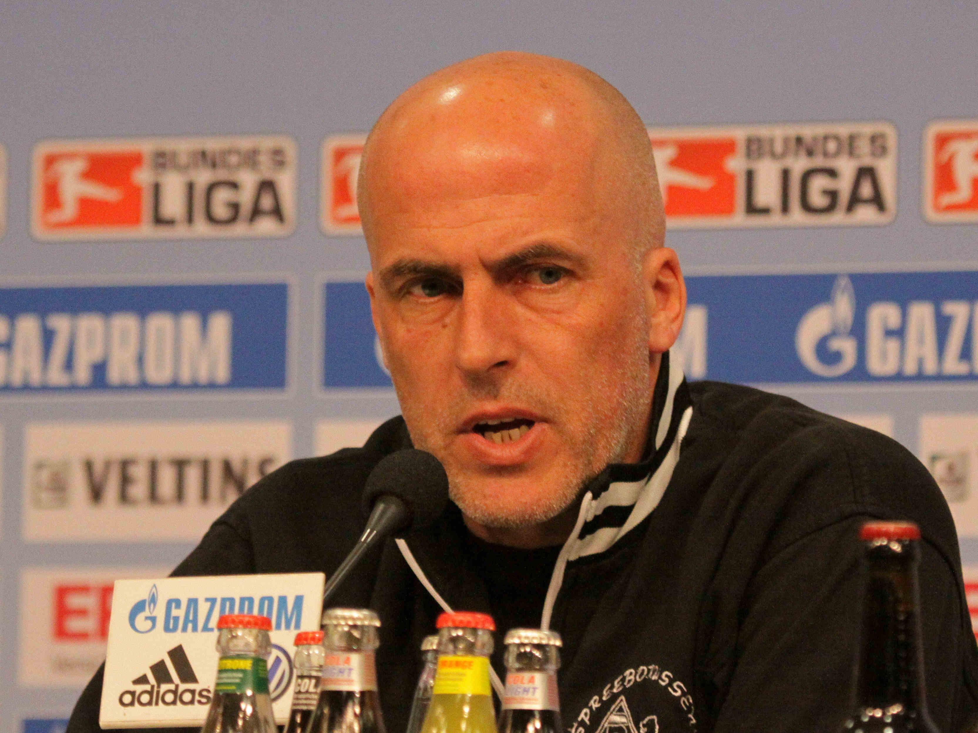Trainer Von Borussia Mönchengladbach
