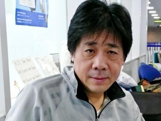 """Flughafen-Dissident unter staatlichem """"Schutz"""" in China"""