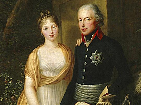 """Die preußische Königin """"Vom Volk geliebt, verehrt, bewundert"""""""