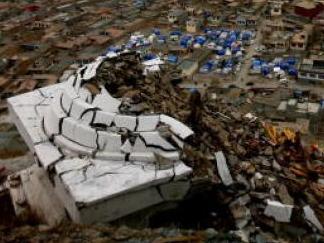 Das Schweigen über tibetische Opfer des Erdbebens