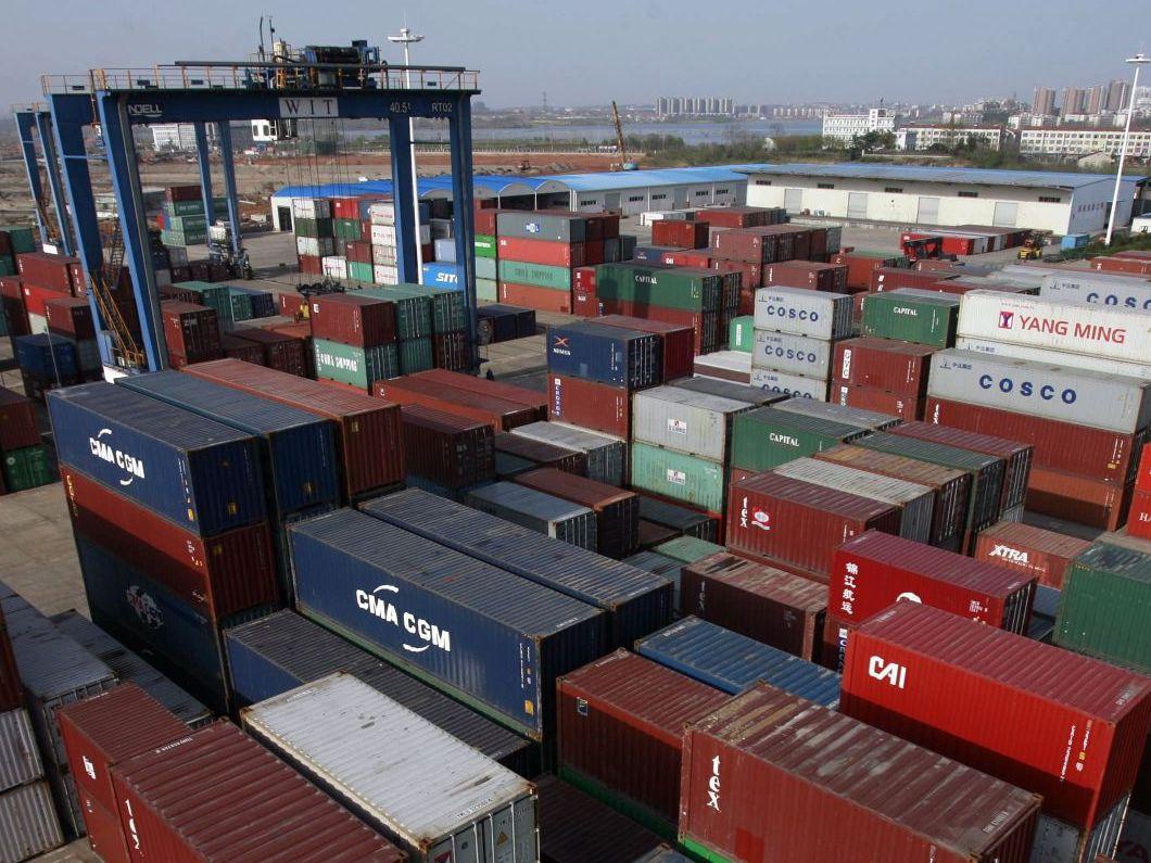 Große Handelsprobleme mit China müssen behoben werden