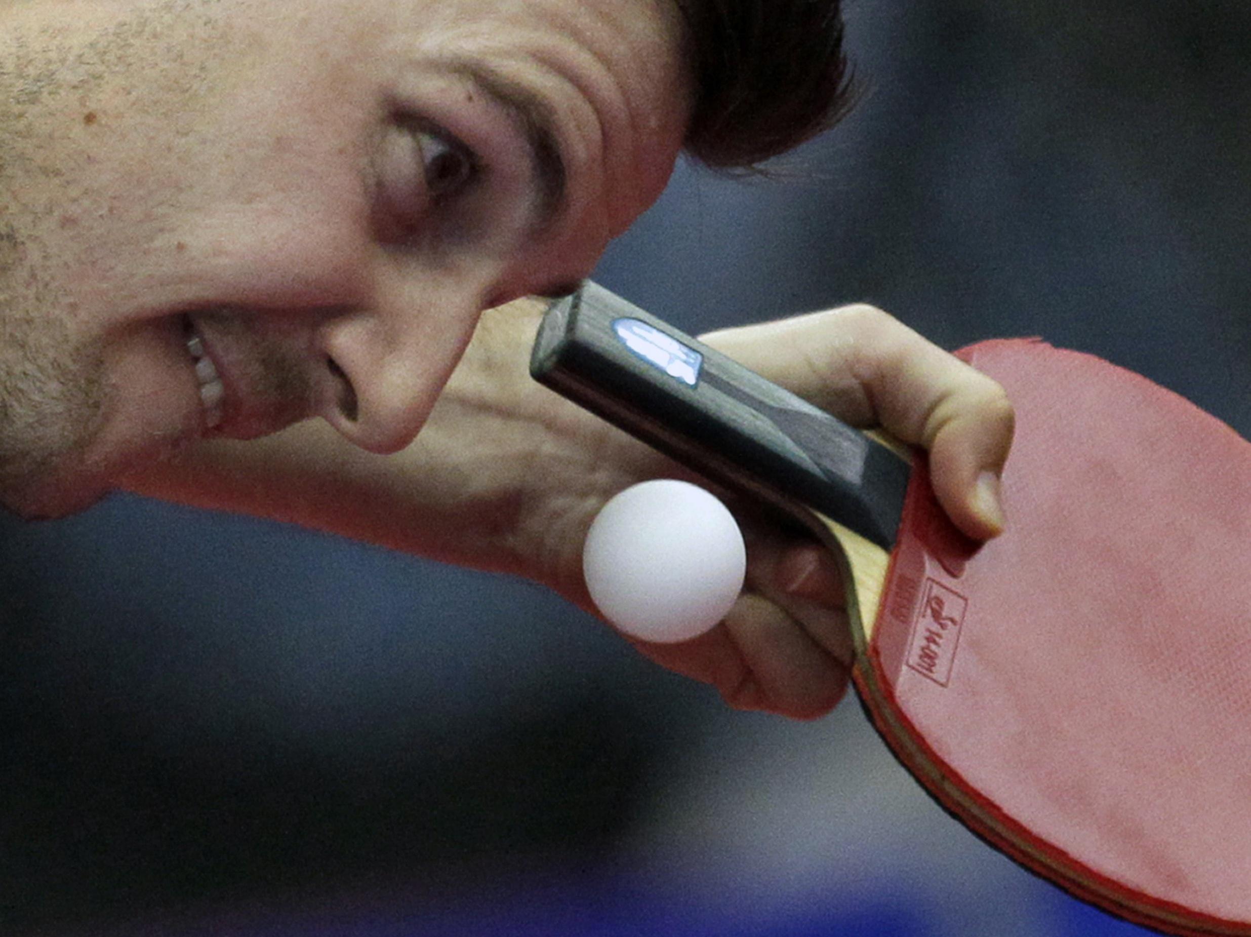 Tischtennis-Star Timo Boll