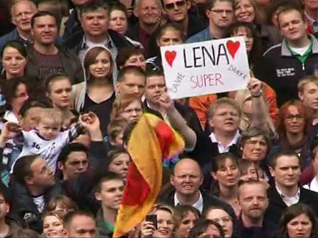Lena: Germany's Teenage Singing Sensation Wins Eurovision Crown