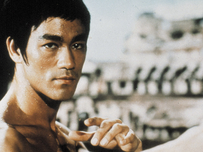 Bruce Lee – The Immortal Dragon