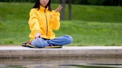 Kurze Meditation stärkt Konzentration