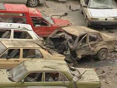 Blast at Bosnia Police Headquarters Kills Officer